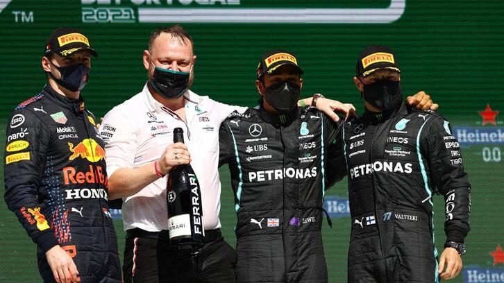 F1, Gp Portogallo: Hamilton mattatore a Portimao