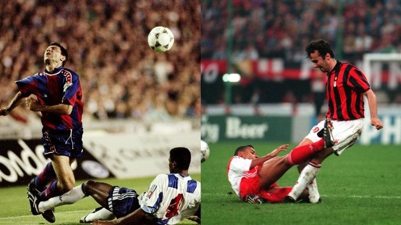 La Champions League 1993-94 e quelle semifinali a gara unica
