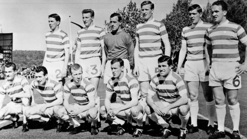 Celtic 1967, la prima Coppa dei Campioni oltremanica