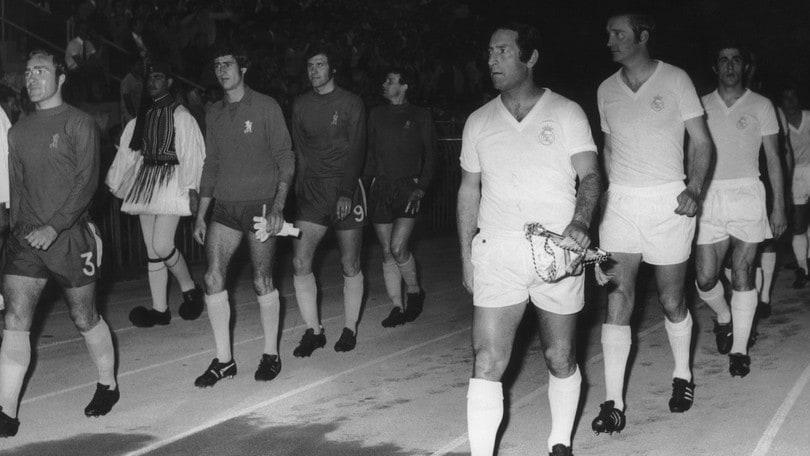 Coppa delle Coppe 1971, il trionfo del Chelsea sul Real Madrid
