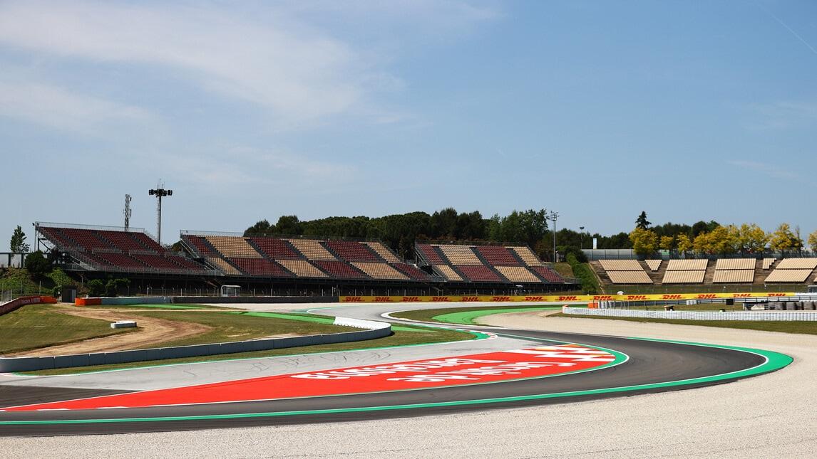 F1, Presentazione Gp Spagna