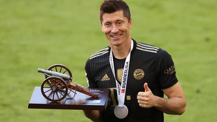 Gerd Müller ancora meglio di Lewandowski