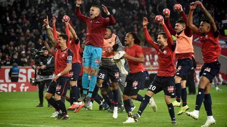Ligue 1, le imprese di Lille e PSG