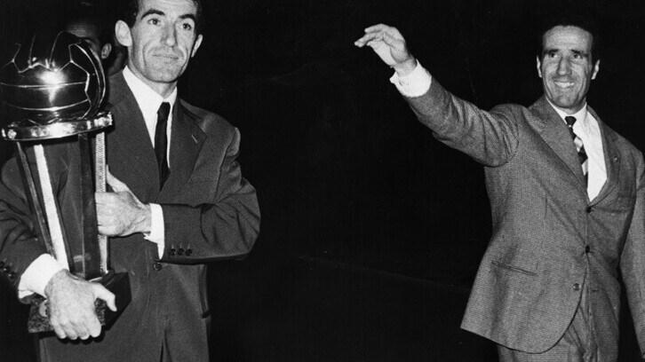 Armando Picchi, 50 anni fa l'addio al capitano della Grande Inter