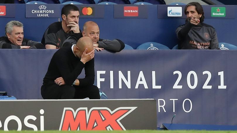 Le ultime dieci Champions League di Guardiola