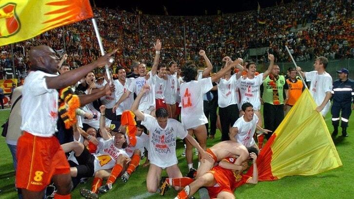 Messina, quella promozione in Serie A attesa 39 anni