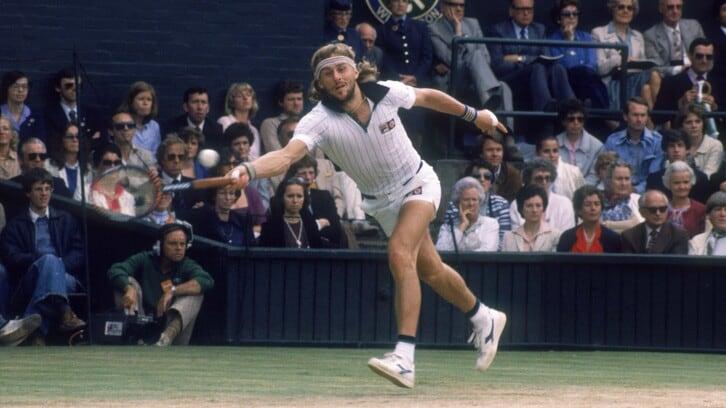 I 65 anni di Borg: storia di un rivoluzionario del tennis