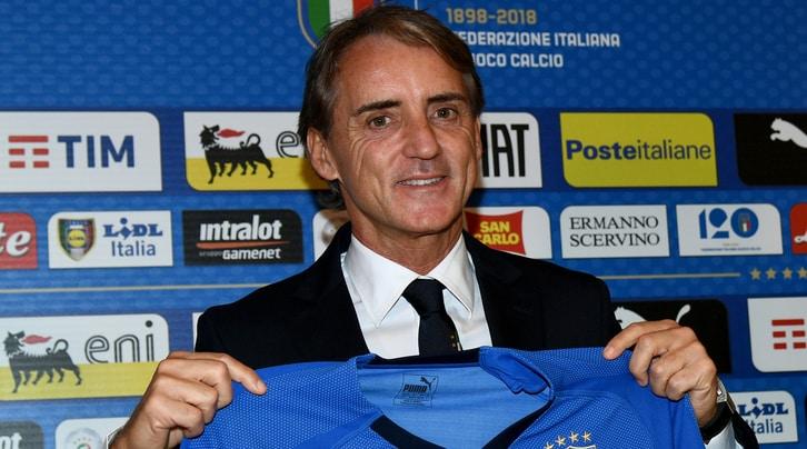 Il primo Europeo di Mancini
