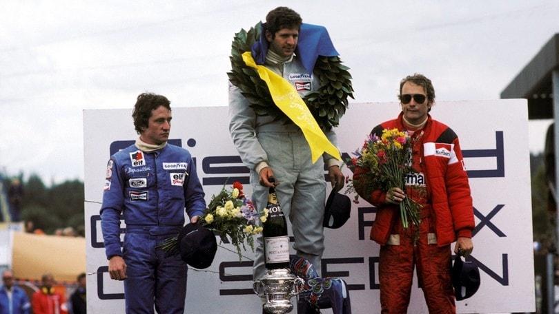 F1, Svezia 1976: la prima e unica vittoria della Tyrrell P34