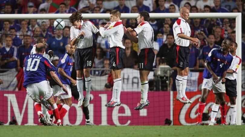 Europei 2004, Francia-Inghilterra: quando Zidane sconfisse Beckham
