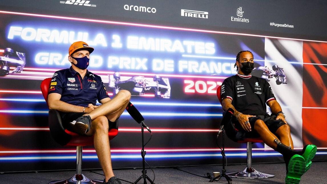 F1, Presentazione Gp Francia