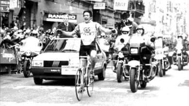 Francesco Moser compie 70 anni