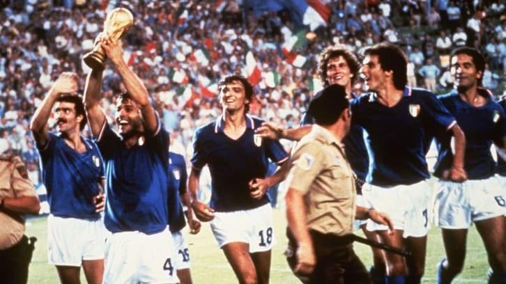 L'appuntamento con la storia: Italia sul tetto del mondo
