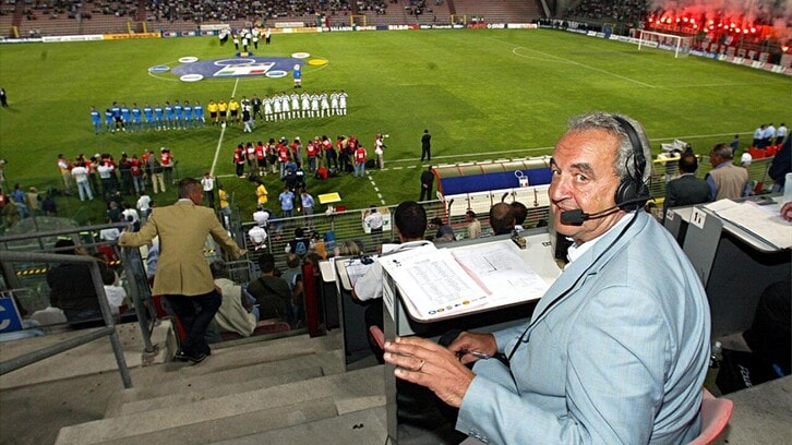Bruno Pizzul: «A Wembley l'Italia nel segno di Mancini e Vialli»