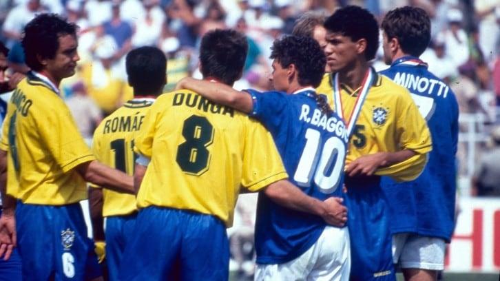 Brasile-Italia, la finale maledetta di Usa '94