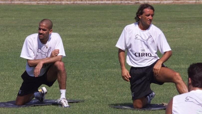 Quelle estati prima dei trionfi: i ritiri della Lazio negli anni '90