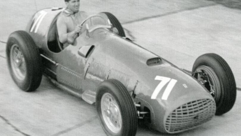 Ascari e la prima vittoria ufficiale in Formula 1