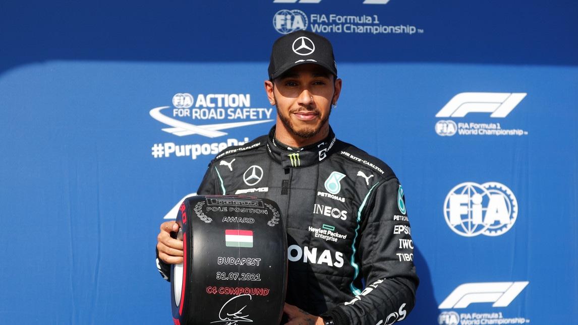 F1 Ungheria: Hamilton e la pole position ritrovata