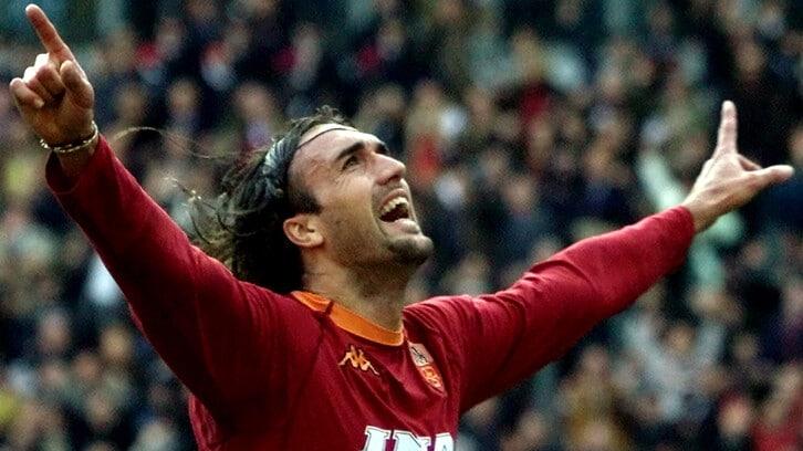 Calciomercato: Batistuta alla Roma, fu l'inizio del sogno