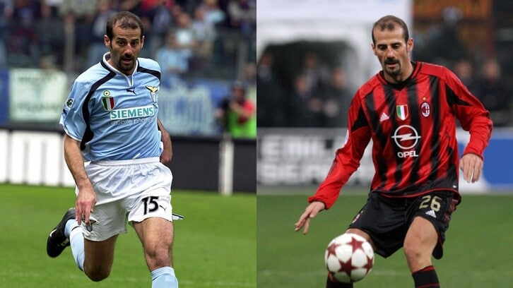 Pancaro: una carriera di vittorie tra Lazio e Milan