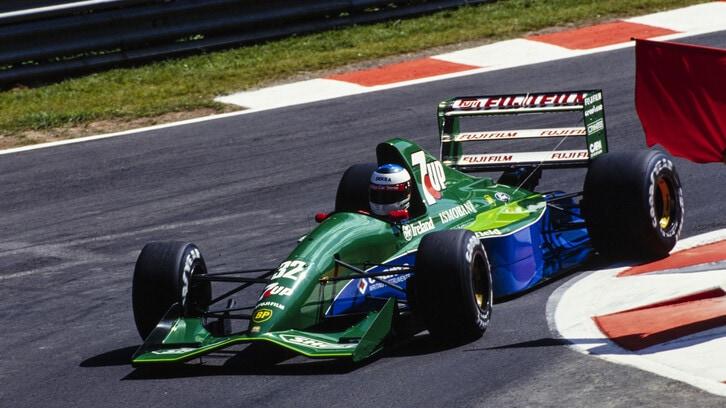 Michael Schumacher e il debutto in Formula 1