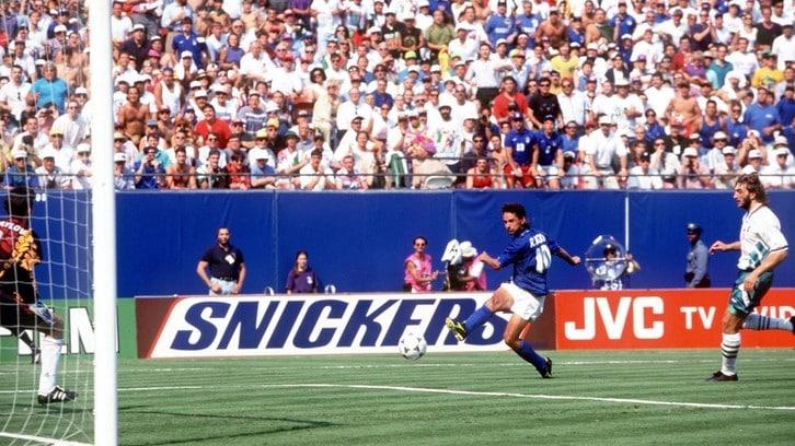Italia-Bulgaria USA 1994, il capolavoro di Roberto Baggio