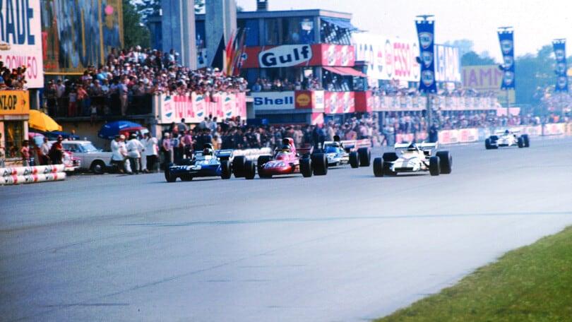 Monza 1971: quella volata che ha fatto storia