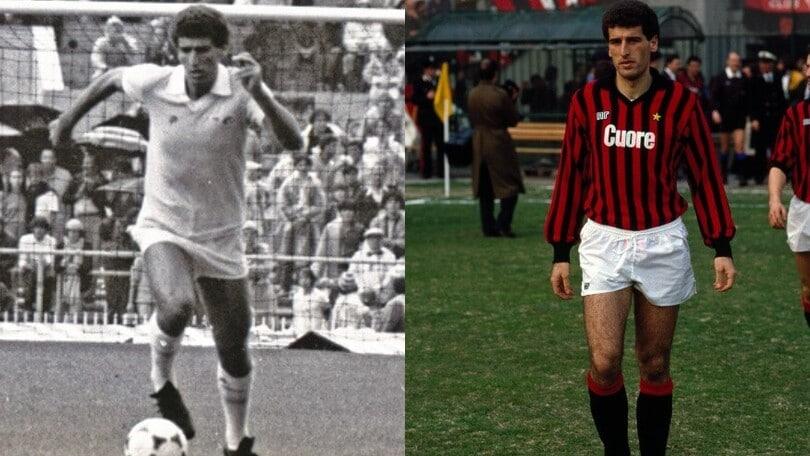 Tassotti, una vita da terzino tra Lazio e il grande Milan