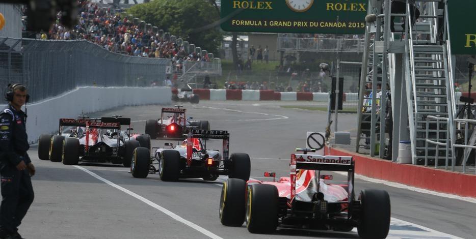 Hamilton-Ferrari: un duello infinito