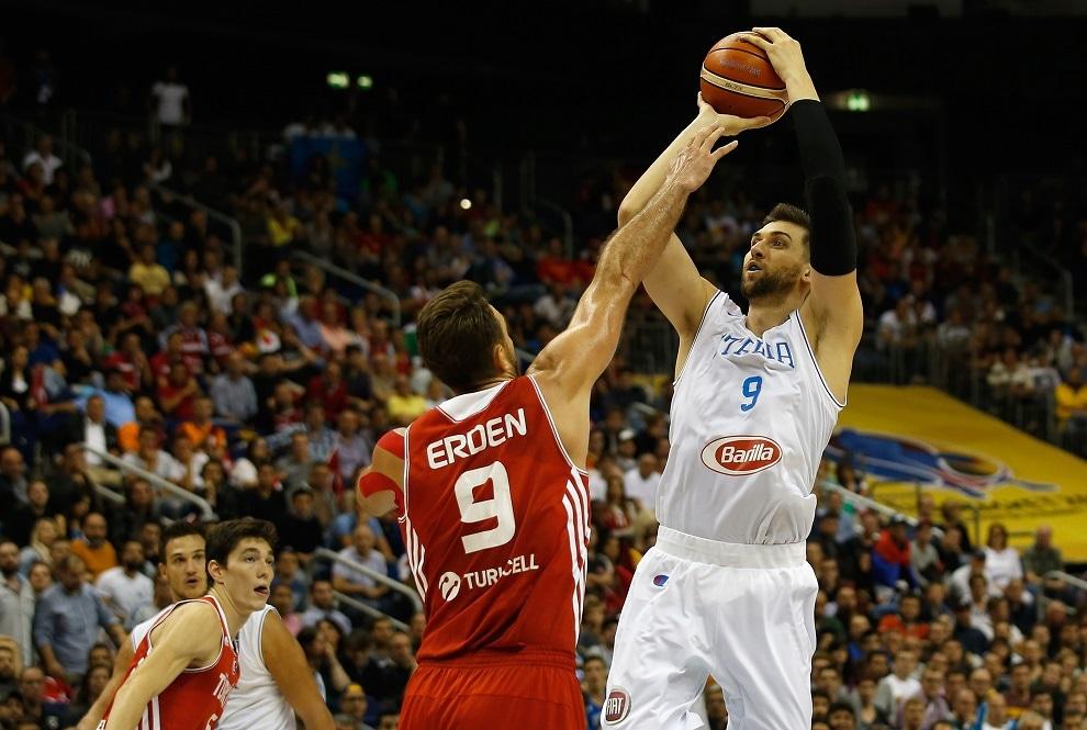 Eurobasket 2015, Bargnani e l'Italia da accendere