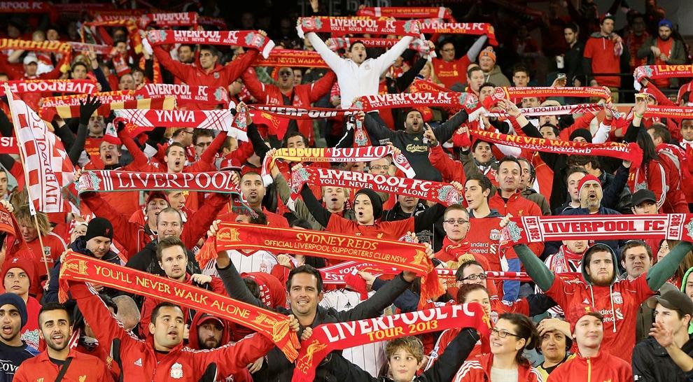 C'era una volta il Liverpool