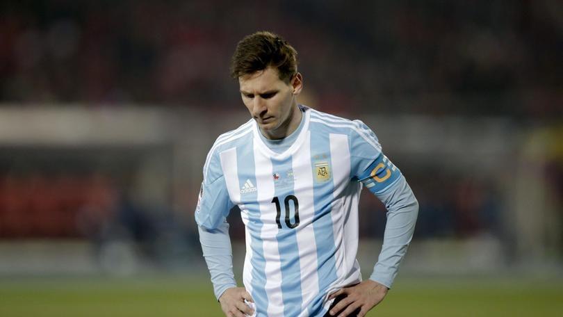 Messi, 50 gol da straniero