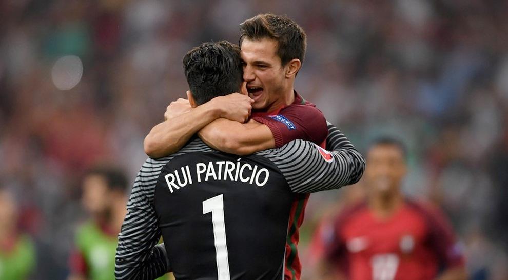 Euro 2016, Polonia-Portogallo 1-1, 4-6 dcr