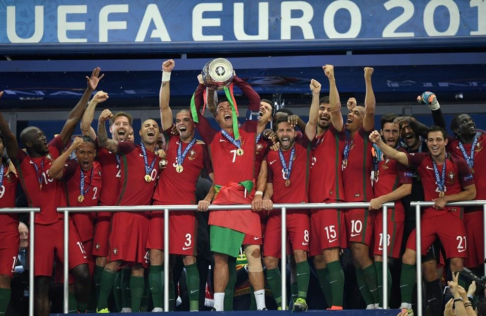 Euro 2016, Portogallo-Francia 0-0, 1-0 dts