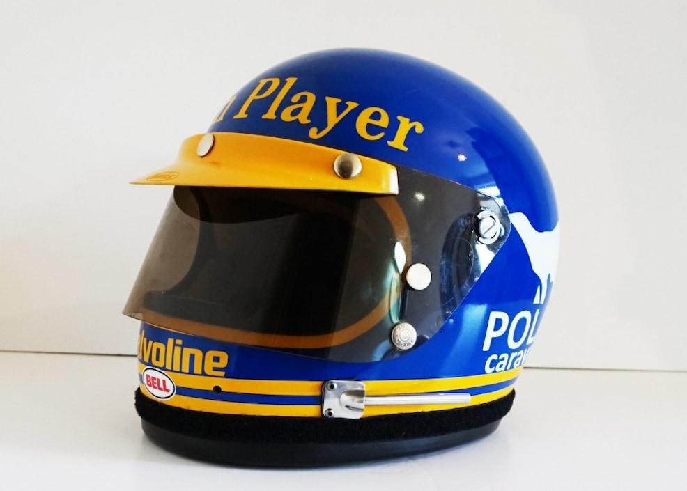 F1 Quiz: indovina il casco raffigurato - AGGIORNAMENTO