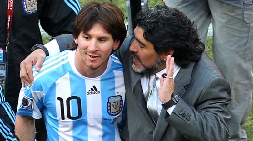 Messi o Maradona per sempre