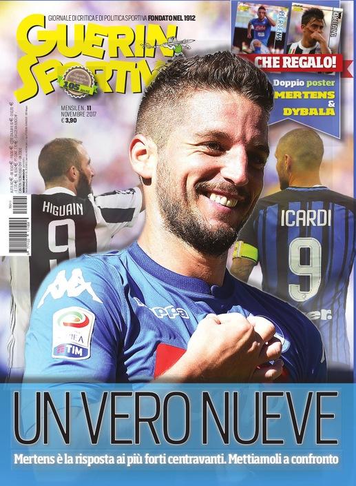 Guerin Sportivo - Novembre 2017