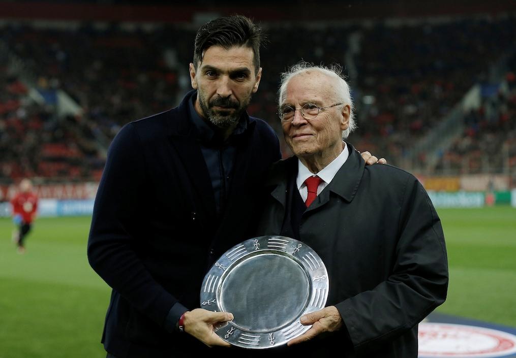 Buffon e un quarto posto alla carriera