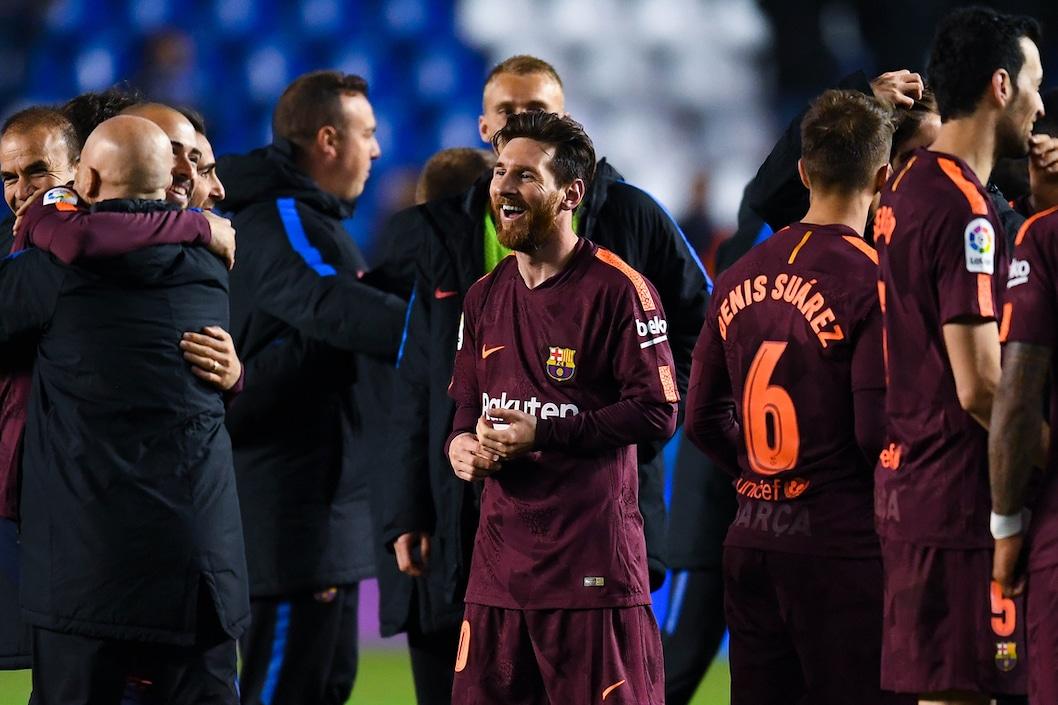 Barcellona campione, Messi e la fine di un'epoca