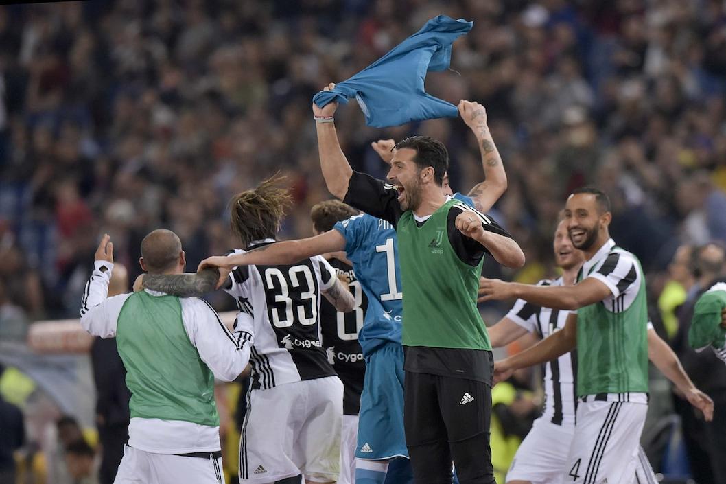 Le avversarie delle sette Juventus