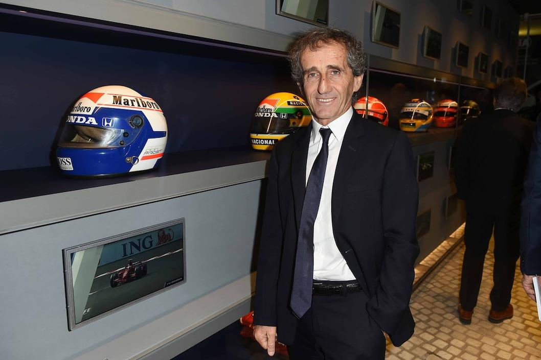 Amarcord, Prost e la 100° vittoria Ferrari in Formula 1