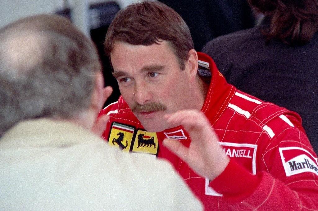 Amarcord: Mansell, Ferrari e la prima vittoria di un cambio semi-automatico
