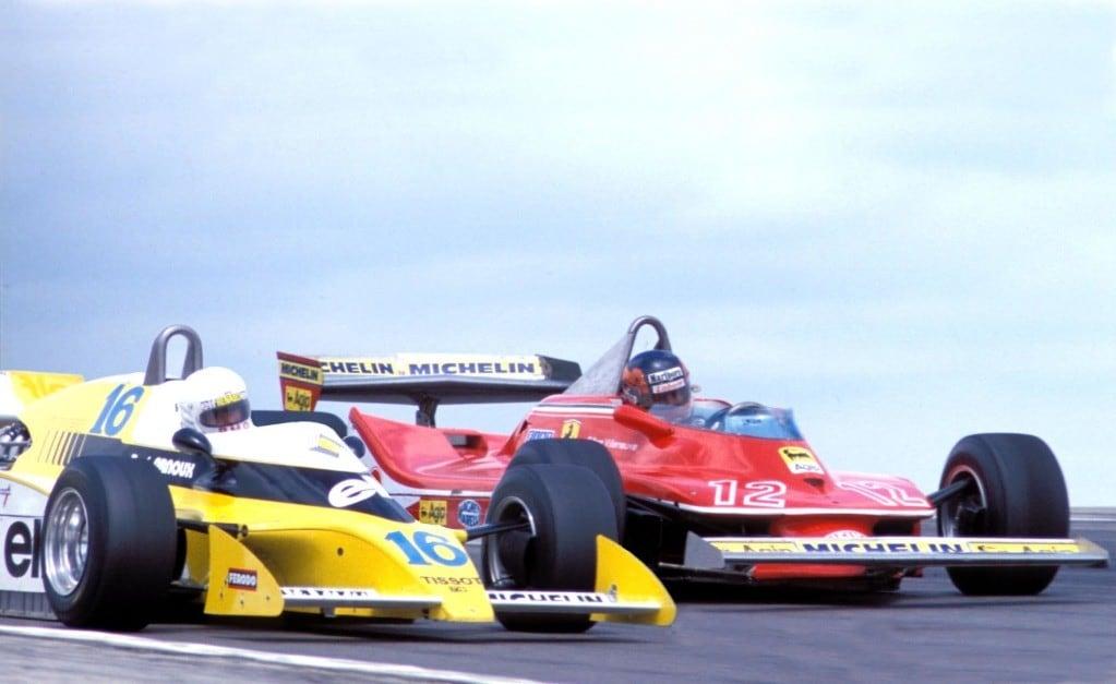 F1 Amarcord: Villeneuve, Arnoux e il Duello di Digione