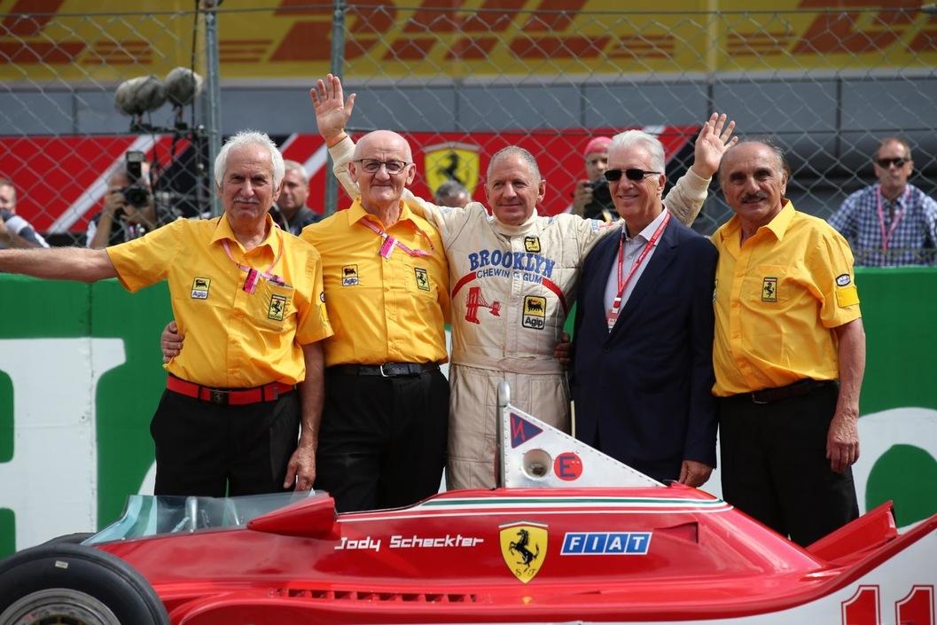 F1 Amarcord: Scheckter e la conquista del titolo mondiale