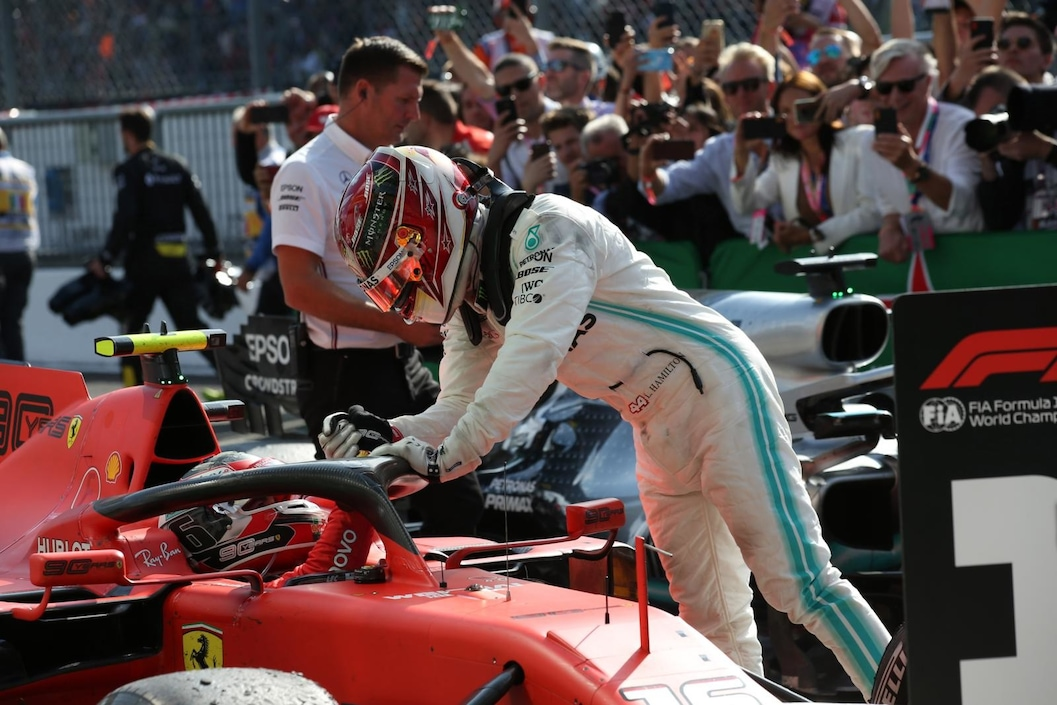Hamilton e un sogno chiamato Ferrari. Seconda e ultima parte