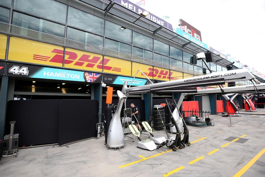 La Formula 1 e il Progetto Pitlane