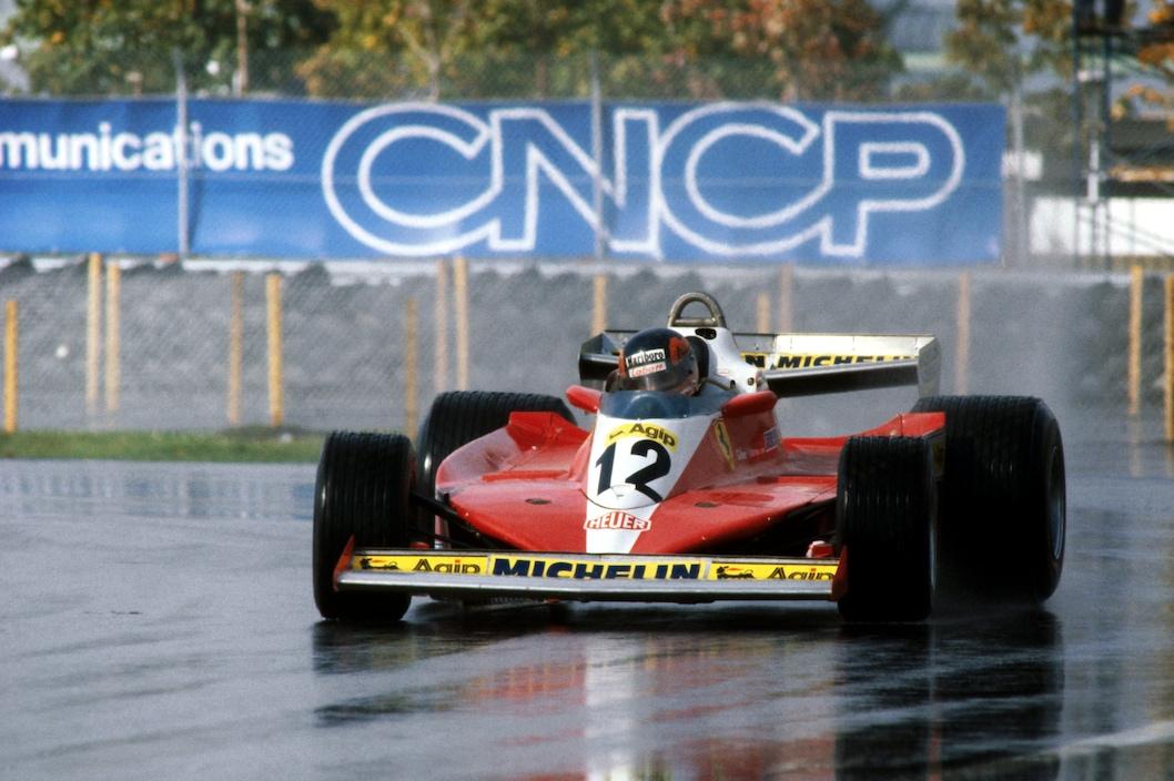 Gilles Villeneuve e la prima vittoria in Formula 1