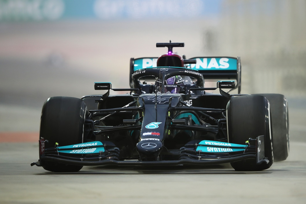 Monoposto F1 2021: Mercedes W12