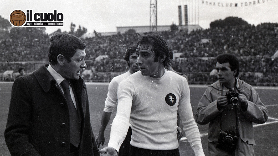 Ciccio Graziani, da Torino a Roma tra vittorie e ricordi