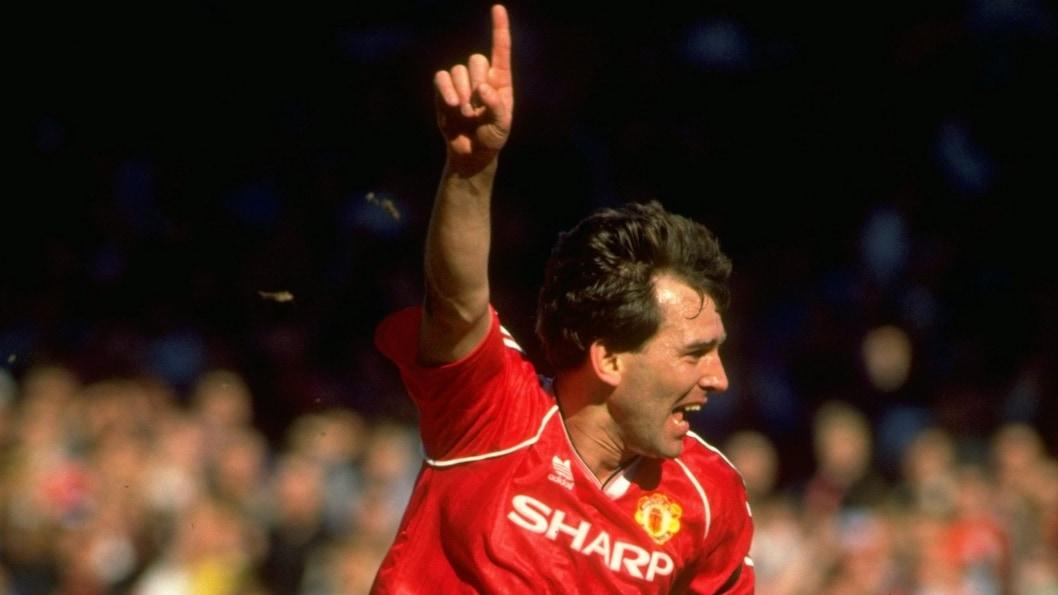 Bryan Robson, uno dei grandi 7 da leggenda del Manchester United